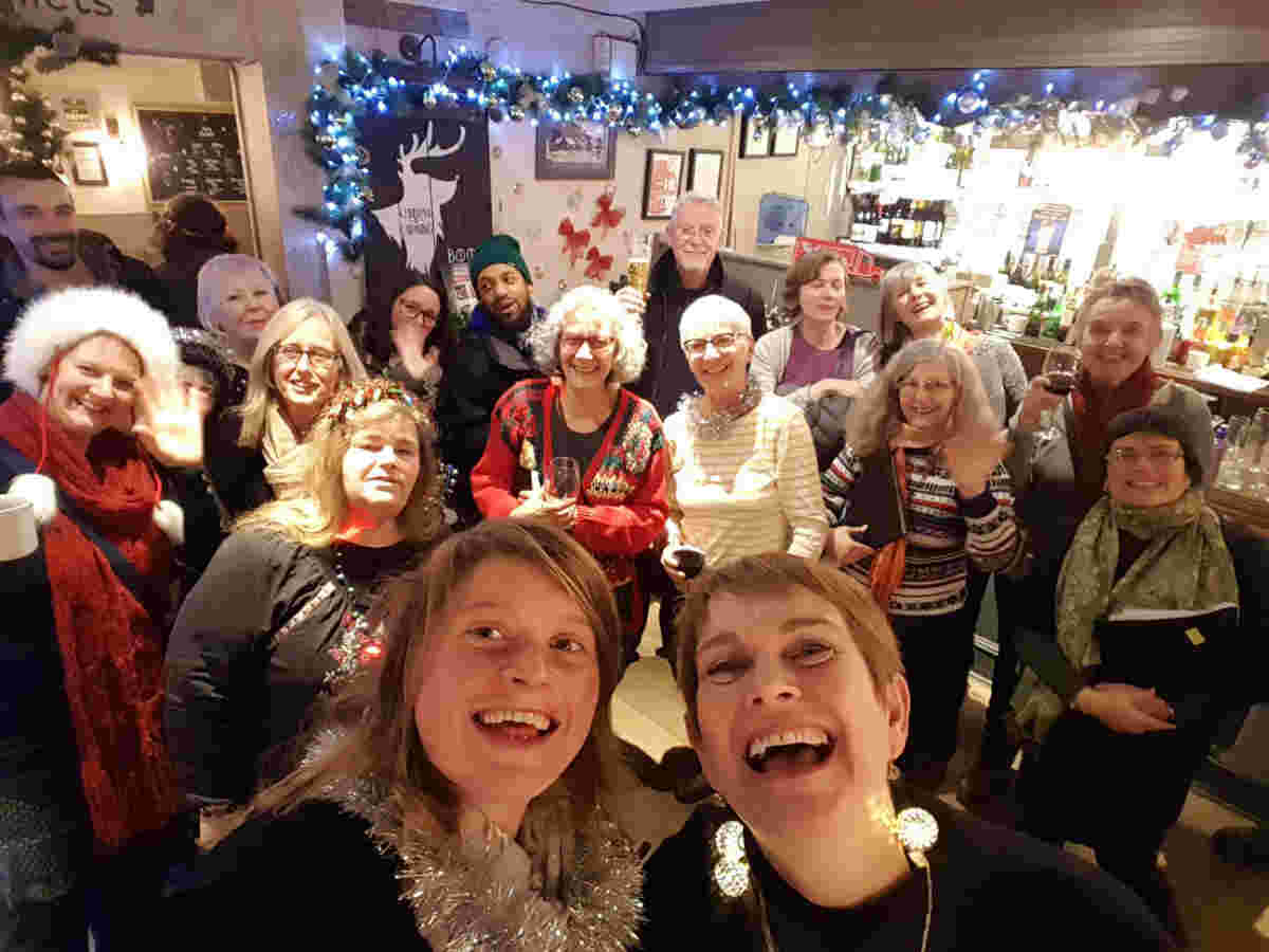 Forest Voices Christmas 2017